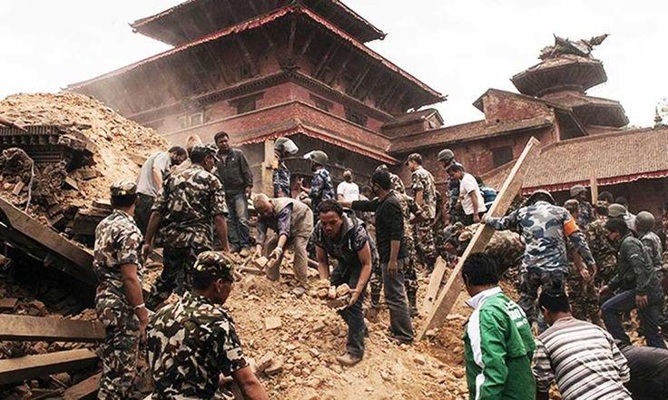नेपाल की मदद करके 'मानवता' धर्म का पालन किया है इन्होनें