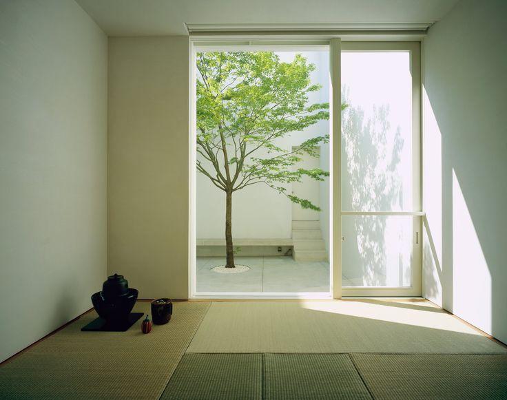 john pawson / tetsuka house
