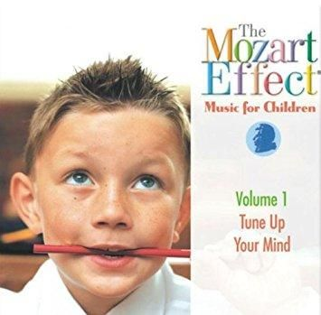 Various - The Mozart Effect Music for Children, Volume 1: Tune Up Your Mind