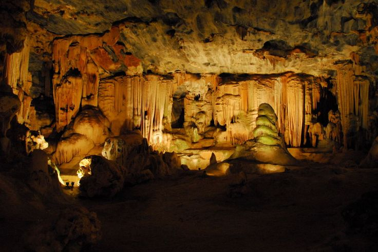 The Cango Caves, South Africa