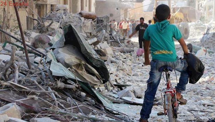 Siria sufre su mes más sangriento de 2017