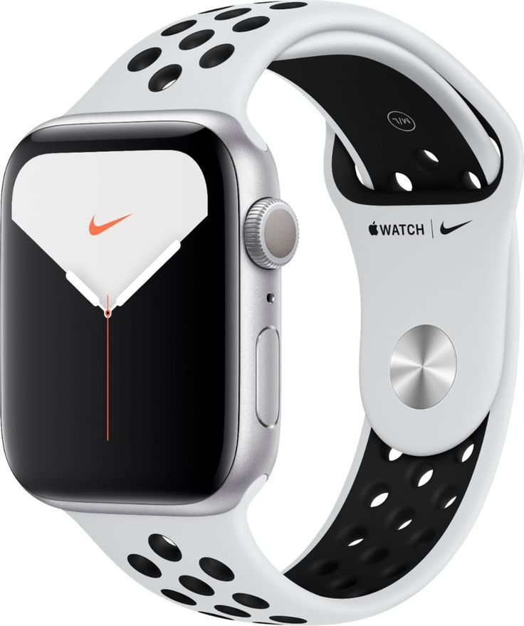 Apple Watch Nike Series 5 (GPS) 44mm Silver Aluminum Case