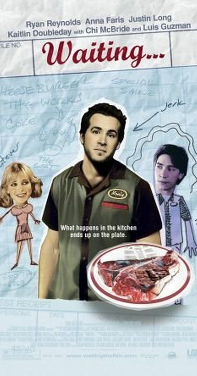 Directed by Rob McKittrick.  With Ryan Reynolds, Anna Faris, John Francis Daley, Justin Long. Young employees at Shenaniganz restaurant collectively stave off boredom and adulthood with their antics.