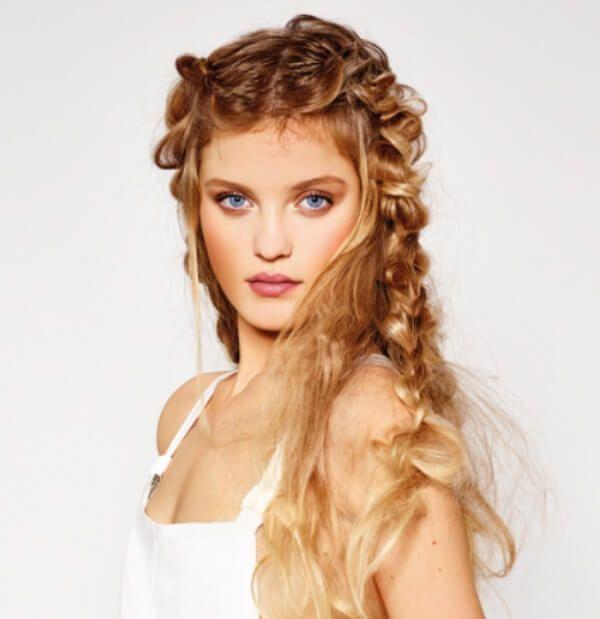 Locken Frisuren Vorschläge für 2017 | Trend Haare