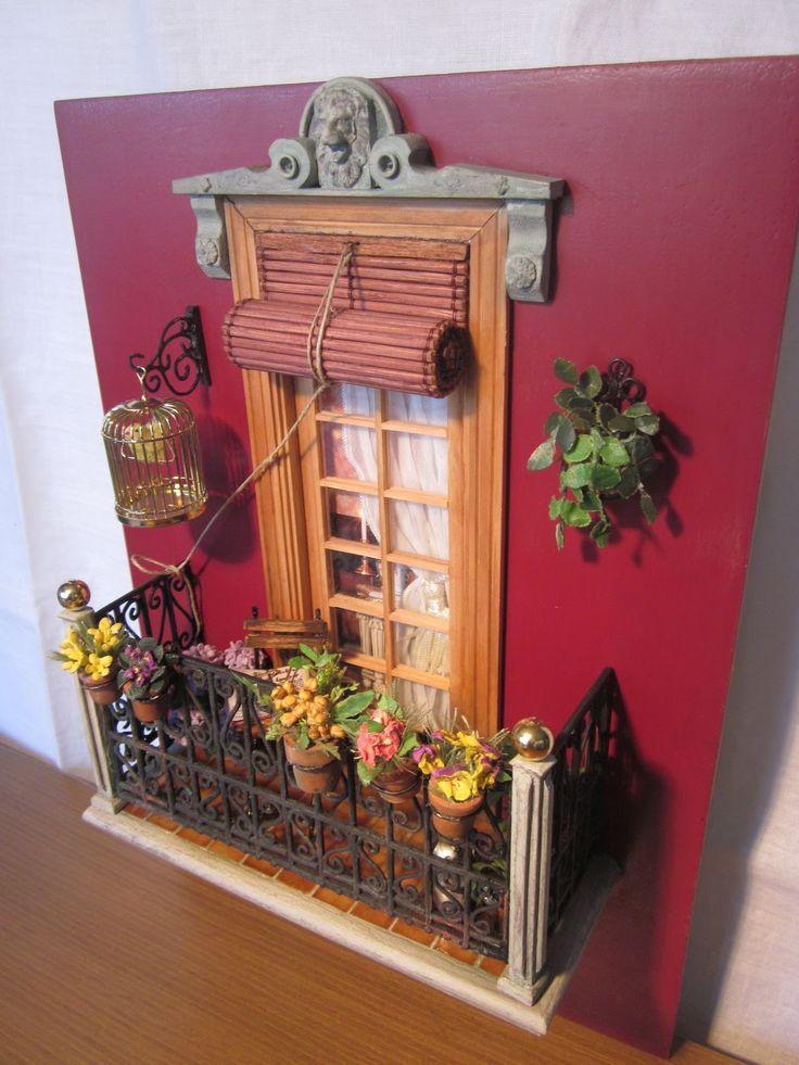 Estoy contentisima , he ganado el concurso de balcones que organizaba Jorge Cubells en su blog http://concursos1-12.blogspot.com.es , el p...