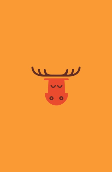 Moose Art Print by Colin Stasuik | Society6