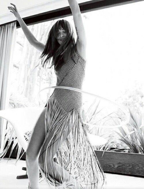 Dakota Johnson   Vogue  