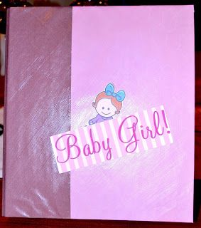 Baby Girl Mini Album 1 @The Art of Creativity Studio