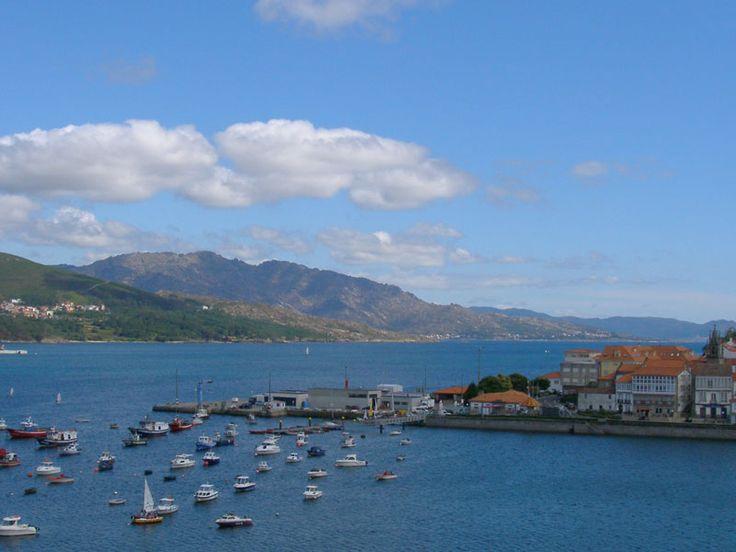 Puerto de Corcubion. (A Coruña). Galicia. Spain.