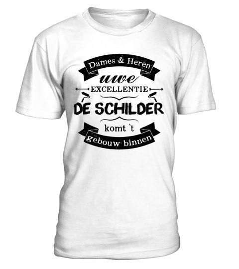 """# UWE EXCELLENTIE DE SCHILDER! REDESIGN! .  +++ Limited Edition - niet in de winkel verkrijgbaar +++Onze populaire shirts en truitjes (original hier te krijgen:http://bit.ly/2tYzYB1) zijn nu eindelijk in een nieuw design verkrijgbaar!En ook - passend bij het leuke retro design - in grijs.""""UWE EXCELLENTIE DE SCHILDER KOMT 'T GEBOUW BINNEN""""Voor iedere schilder, die trots op zijn werk is! Laat iedereen weten, wie de belangrijkste werker is.Klik op de ¨nu bestellen¨-knop om vandaag nog te…"""