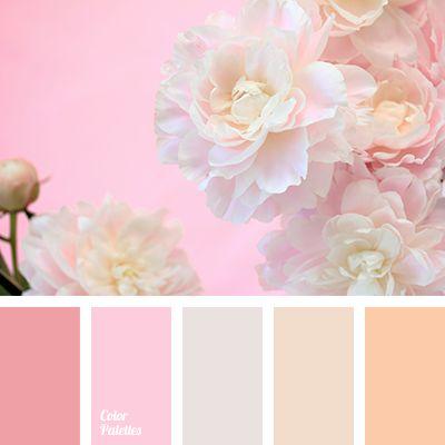 Best 25 peach color palettes ideas on pinterest peach - Couleur beige rose ...