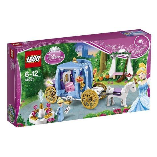 LEGO Disney Princess 41053 Cinderella's Dream Carriage $60