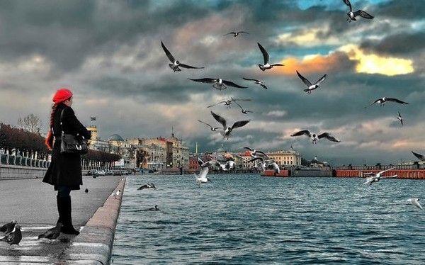 Санкт-Петербург (St Petersburg)