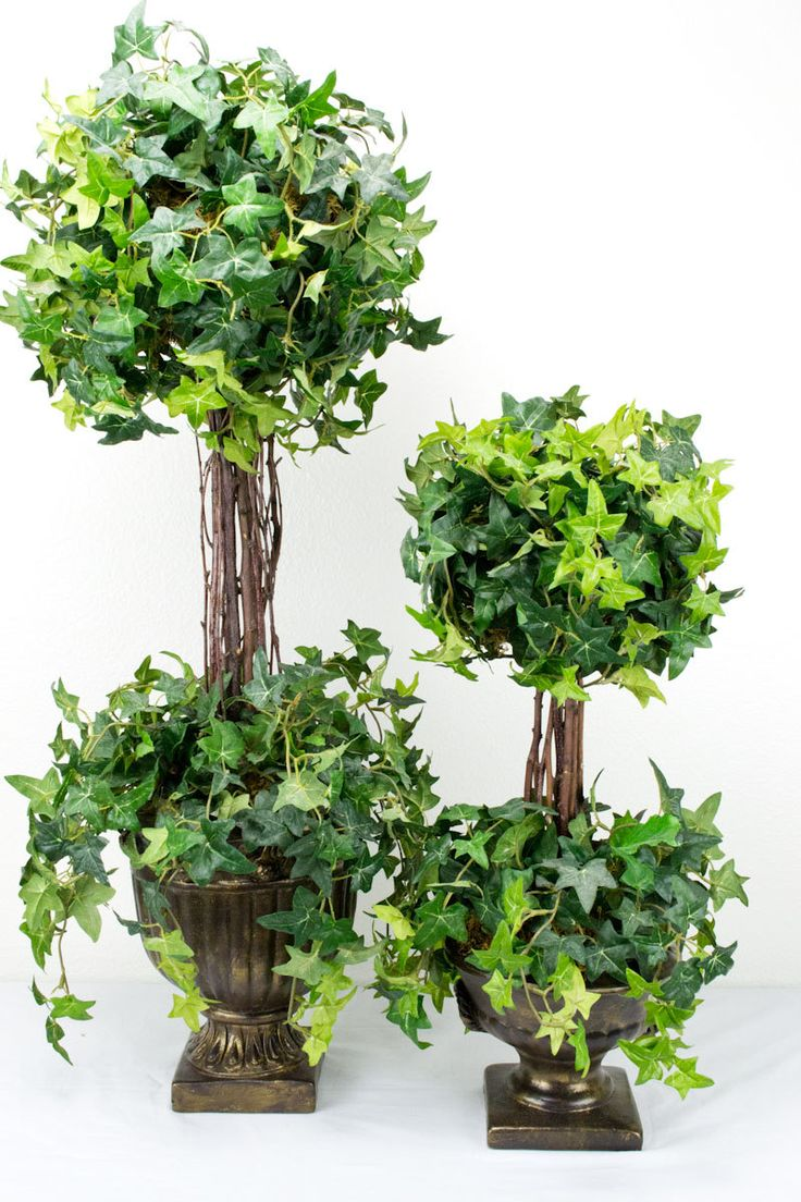 High Quality Tuscany Topiary Decor 2 Pack