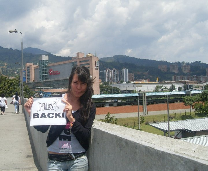 HEY! BACK! in Colombia!!!