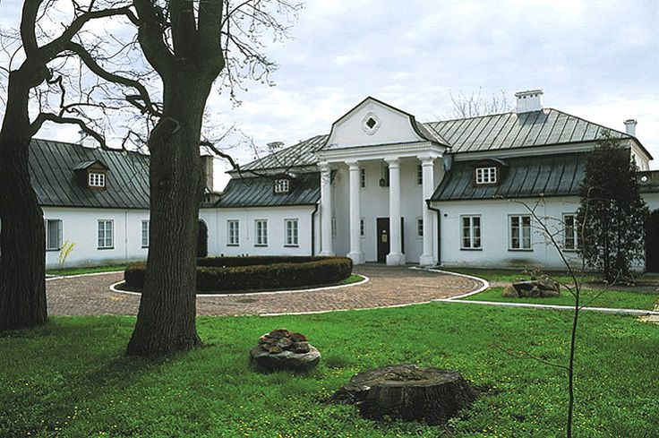 Dworek Du Chateau w Hrubieszowie :: arch. UMWL