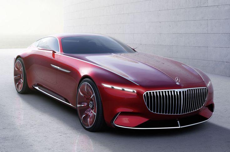 Minden kiderült a legújabb Mercedes-Maybach luxuskupéról, amely közel hat méter…