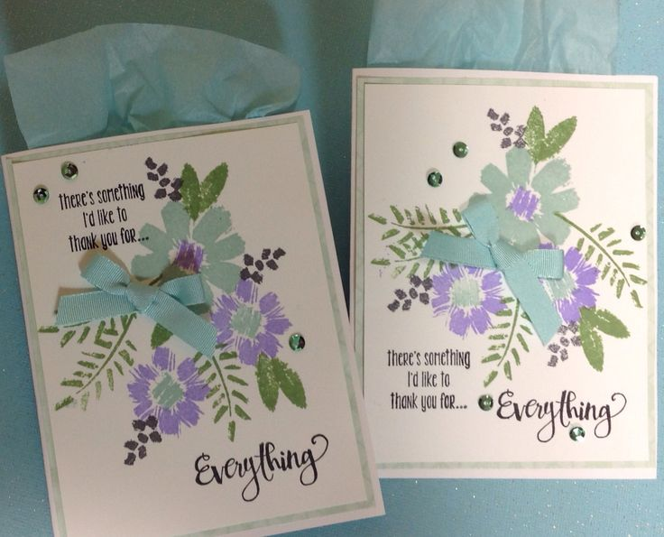 Paper Pumpkin April 2016, designed by Patricia Allison, images Stampin Up. All About Everything stamp set.