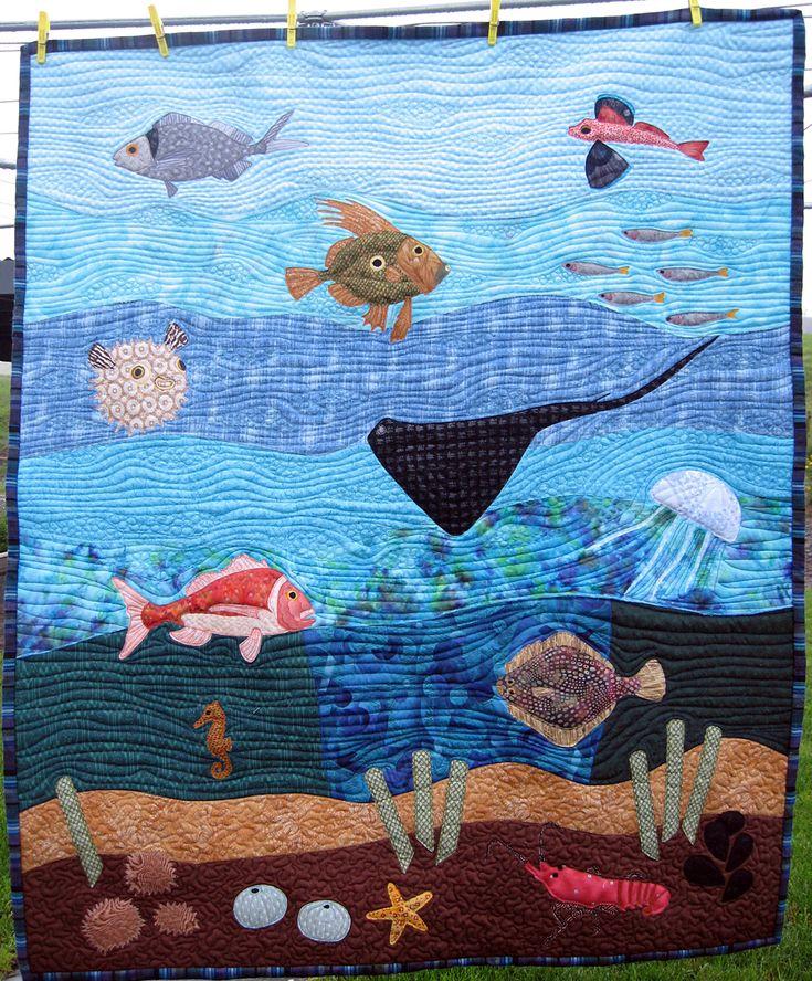 NZ underwater ocean scene