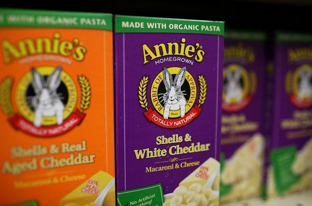 HEADS UP! General Mills will buy Annies for $204 million BERKELEY, CA - SEPTEMBER 8, 2014 http://www.sfgate.com/business/article/General-Mills-to-buy-Annie-s-of-Berkeley-for-820-5742717.php