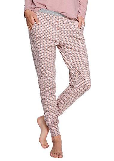 Jersey Schlafanzughose