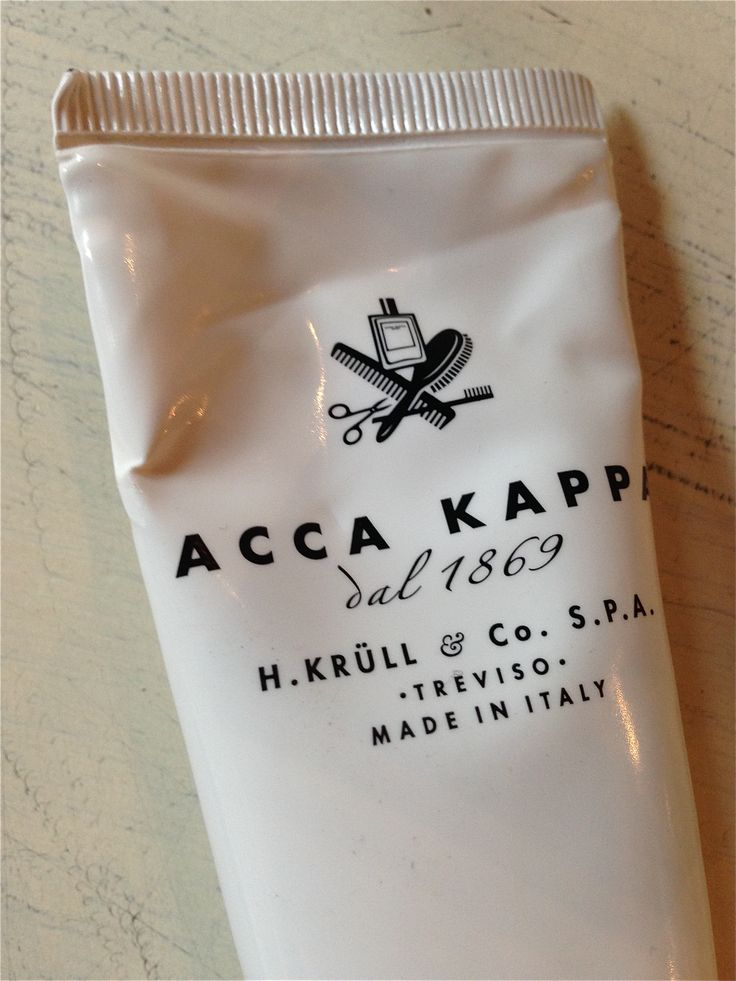 Acca Kappa toothpaste at Pure Home Couture...