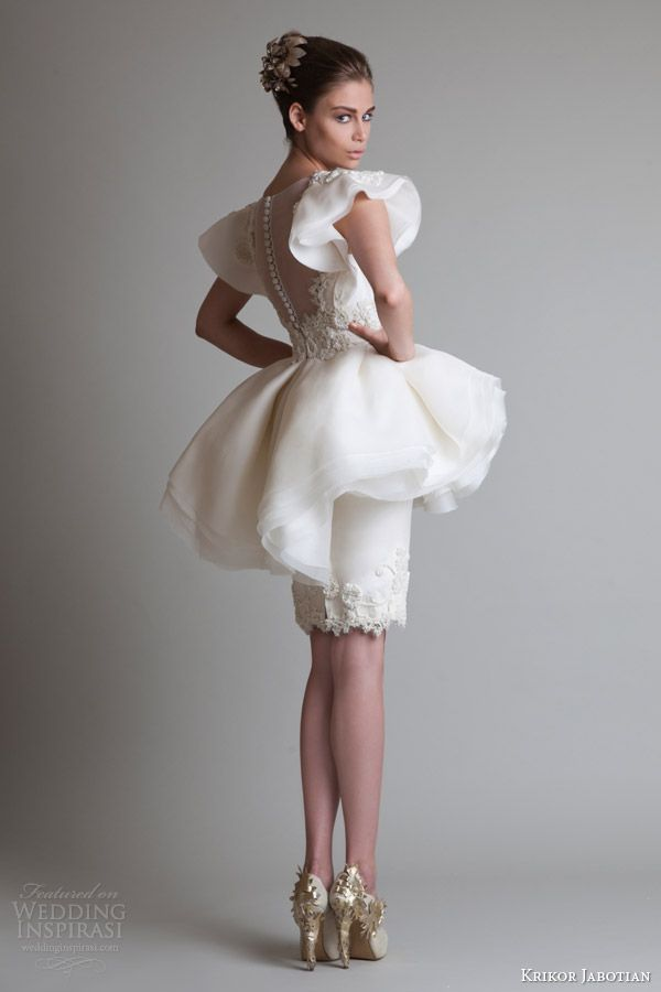 Krikor Jabotian's Fall 2013 couture collection
