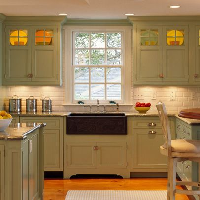 Kitchen Cabinet Color But I Would Have To Change The