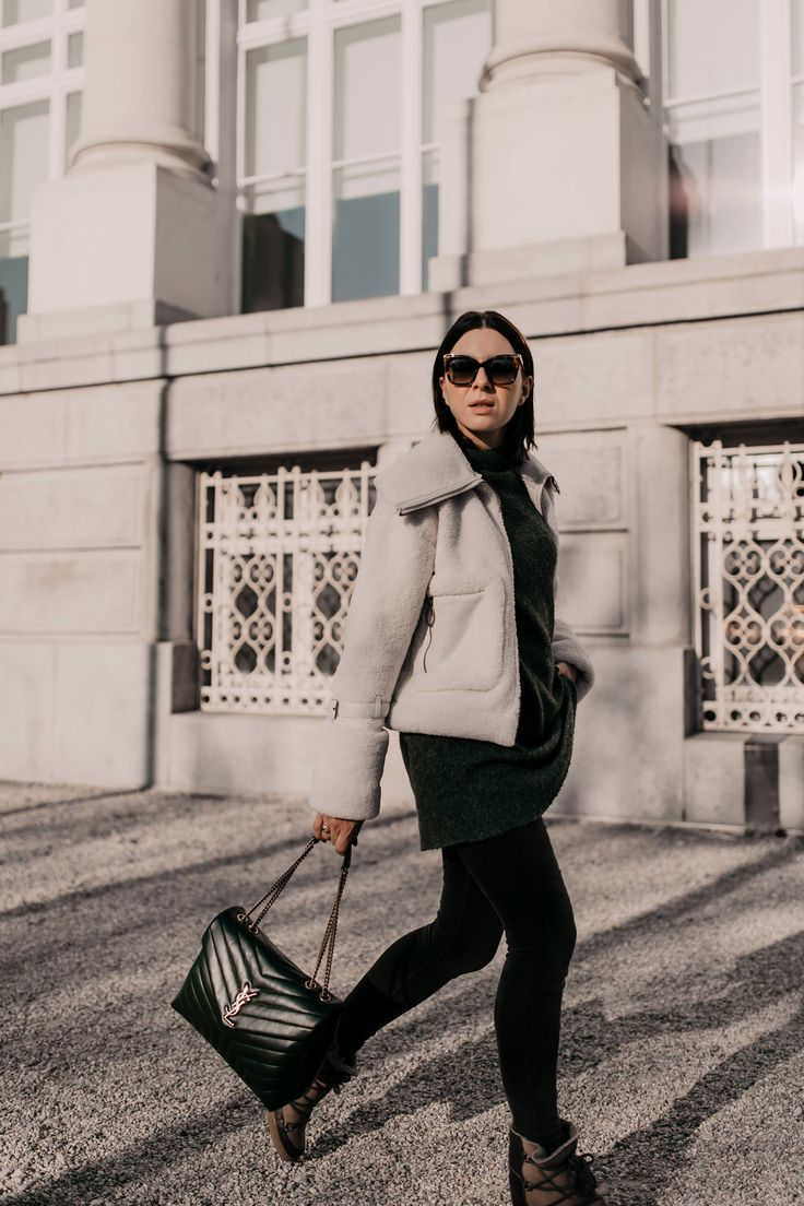 Winter Outfit mit Saint Laurent Tasche + Shopping-Tipps für Designermode! – Who is Mocca? – Fashion Trends, Outfits, Interior Inspiration, Beauty Tipps und Karriere Guides