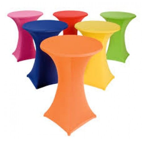 COCKTAIL 4 WAY STRETCH TABLE CLOTH 60cm