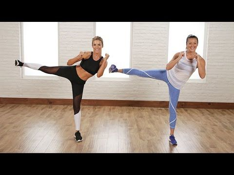 Katie Dunlop, creator of Love Sweat Fitness, shares her favorite moves to work her abs while standing. Check out Anna on Katie Dunlop's Love Sweat Fitness ch...
