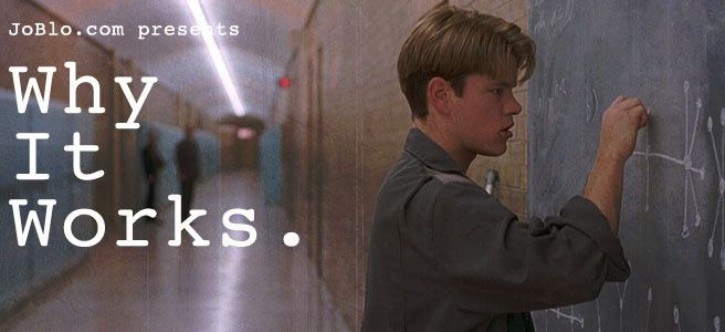 Why It Works: Good Will Hunting - Movie News | JoBlo.com