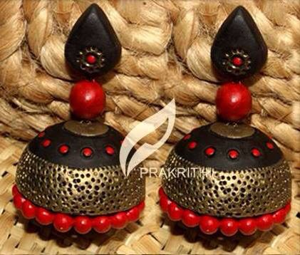 Search for Prakrithi Terracota Jewerly on Facebook