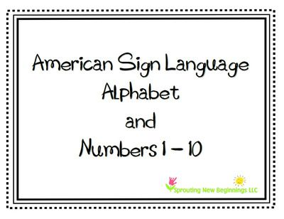 Best Asl Images On   American Sign Language Short