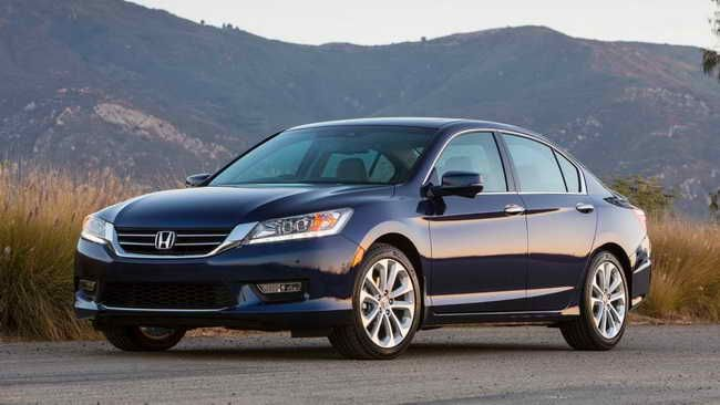 2013 Honda Accord Touring Honda Accord Touring Honda Accord 2013 Honda Accord