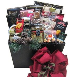 81 best toronto gift baskets by gifts for every reason images on seasons best a beautiful container shows off the years best and tastiest products topped with gift basketsthe yearhand negle Image collections