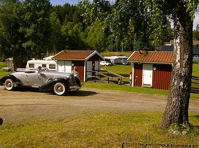 Välkommen till Nössemarks Camping/ Gästhamn/boende/Café & kök