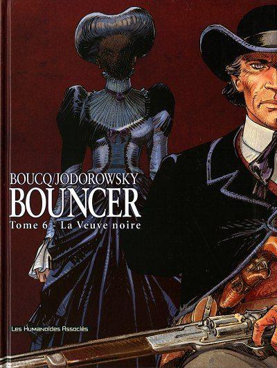 Bouncer -6- La Veuve noire - 2008