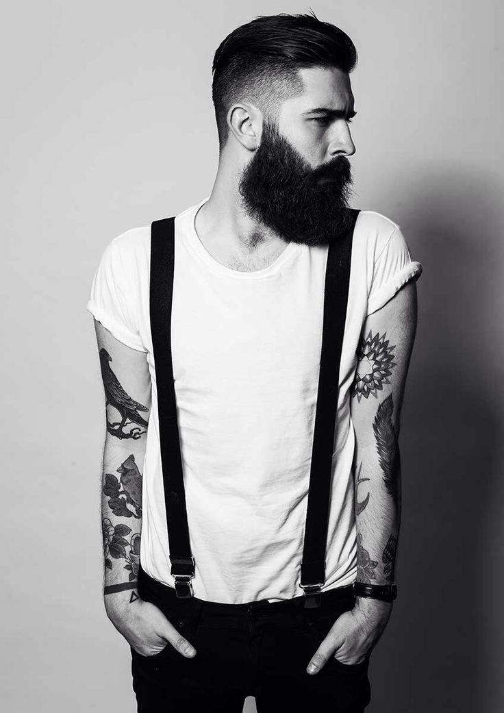 Tendecias hombre 2014 #barbas #cortesdepelo #trends