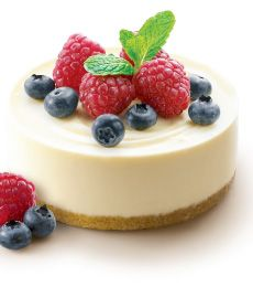 White Chocolate Cheesecake - Simply delicious chocolate cheesecake recipe. Make this beauty and serve with fresh berries in Summer or poached fruits in Winter.