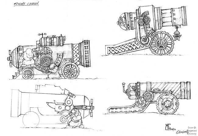 23b.jpg - Warhammer Dwarf Concept Artwork - Gallery - Bugmans Brewery - The Home for all Warhammer Dwarf Fans