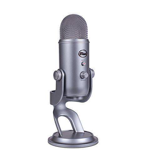 Blue Yeti USB Microphone  Space Gray This is a top quality pick in the best selling products in Musical Instruments category in USA. Click below to see its Availability and Price in YOUR country.