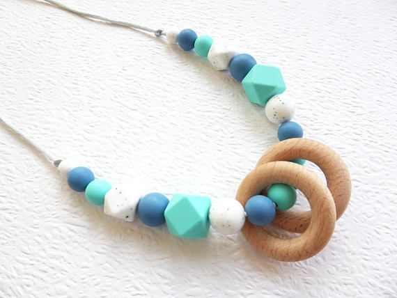 Hey I Found This Really Awesome Etsy Listing At Https Www Etsy Com Listing 549122935 Chewelry Tee Teething Necklace Silicone Teething Necklace Baby Necklace