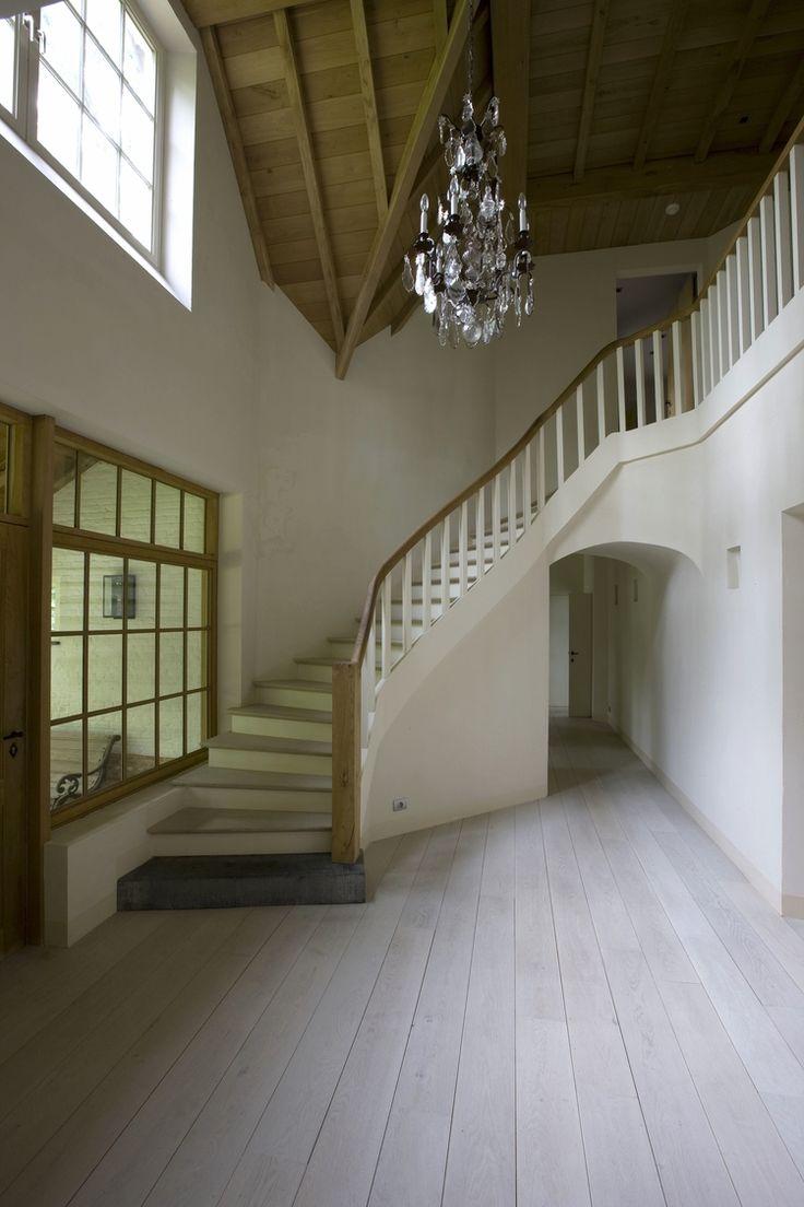 Home decoration autrefois rideaux - Bernard De Clerck Architects