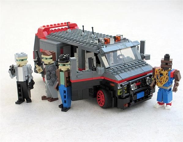 Cool Movie Cars Made Out Of Lego Luxury Car Lifestyle Lego Lego