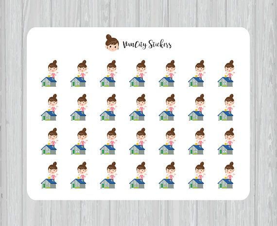 Mortgage Payment Stickers Save For Dream Home Stickers