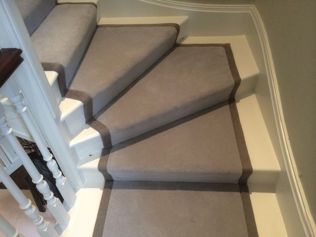 Client: Private Residence In West London Brief: To Supply U0026 Install Carpet  As A