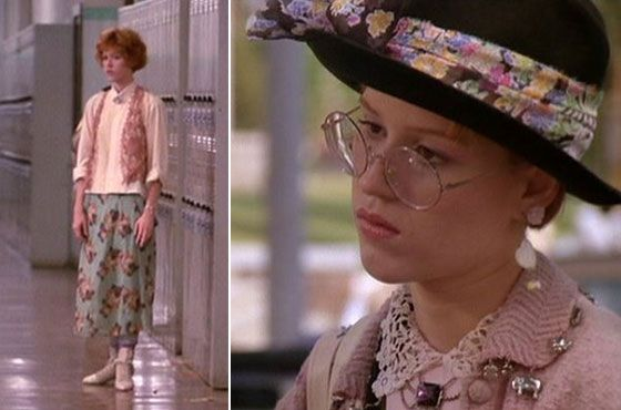 Why I'd like to be ... Molly Ringwald in Pretty in Pink   Film ...