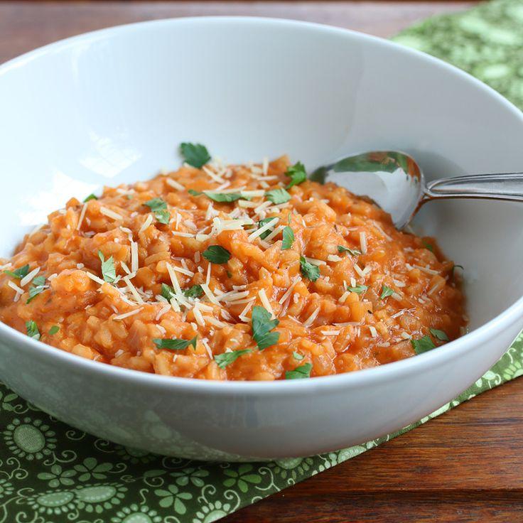 recipe: tomato risotto recipe vegetarian [25]