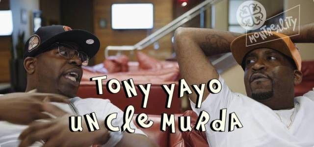 Tony Yayo & Uncle Murda On @MONTREALITY • VannDigital